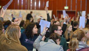 Jugendsynode 2019 Abstimmung