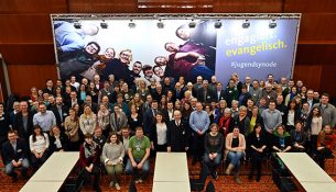 Jugendsynode: Das Grupppenfoto